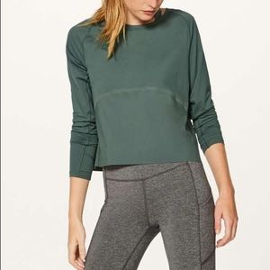 Lululemon Final Lap Long Sleeve